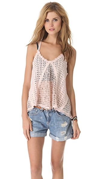 Free People Victory Tank