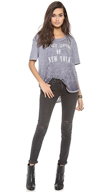 Free People Springtime Tee