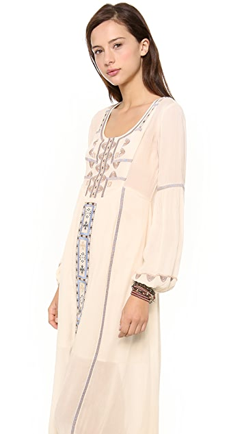 Free People Desert Winds Maxi Dress