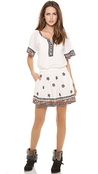 Free People Meet Me in Marfa Dress