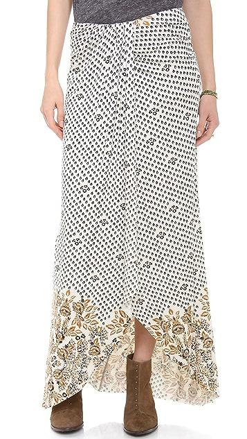 Free People Column Skirt