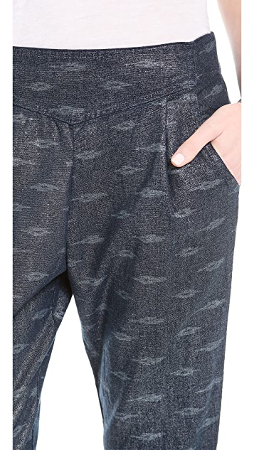 Free People Easy Pleat Pants