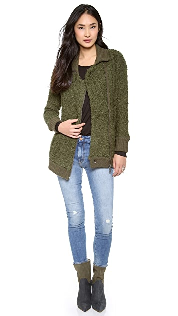 Free People Cuddle Up Jacket