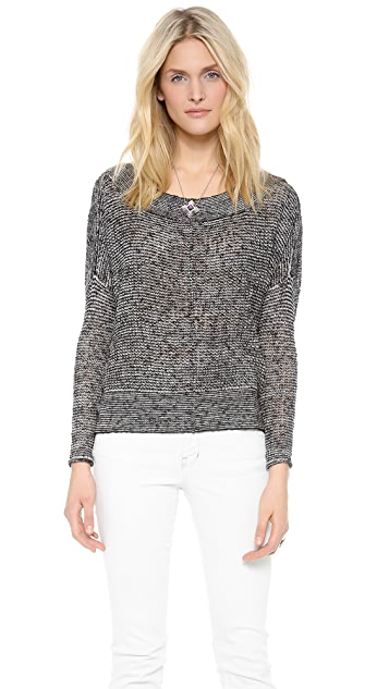 Free People These Days Fine Gauge Sweater
