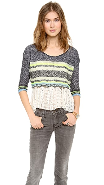 Free People Take Charge Sweater