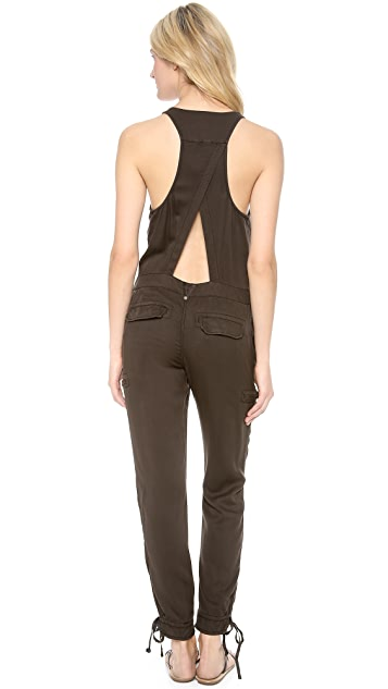 Free People Utilitarian Jumpsuit