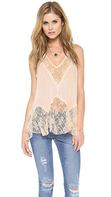 Free People Bell Trapeze Camisole