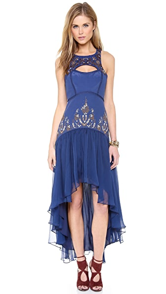 Free People Dream Gardens Dress