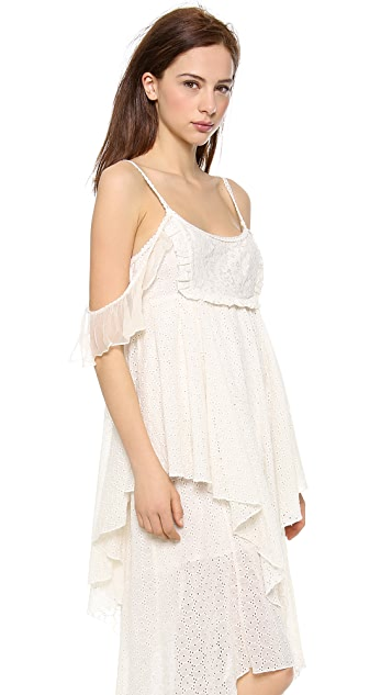 Free People Candlelight Dress