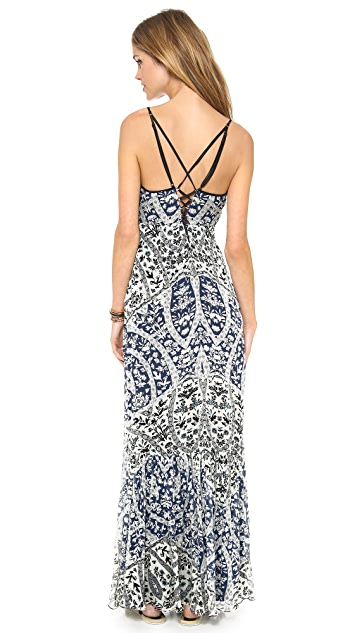 Free People Legends & Folklore Maxi Dress