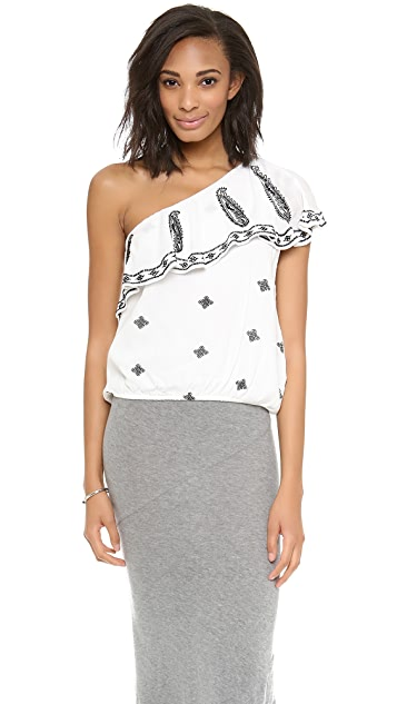 Free People Easy on the Eyes Top