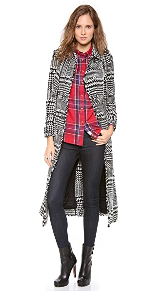 Free People Draped Jacket