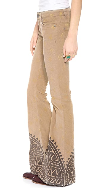 Free People African Bali Pants