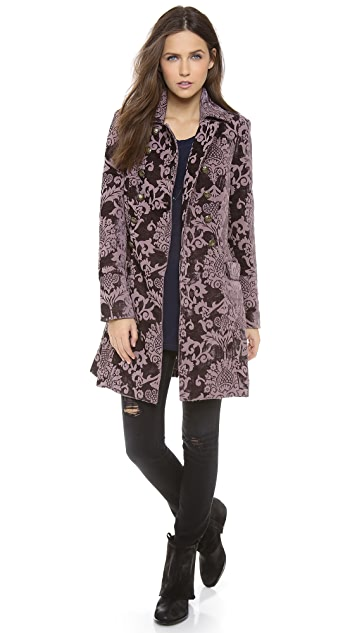 Free People Downtown Coat