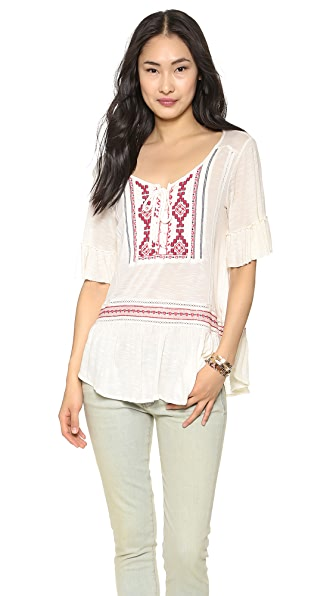Free People El Mirage Top