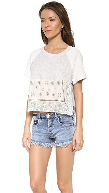 Free People Going West Pullover