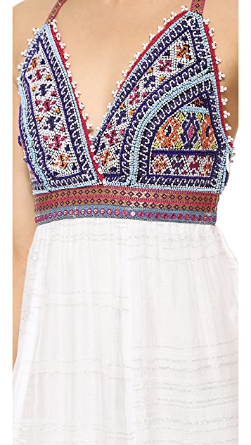 Free People Soleil Tiered Maxi Dress