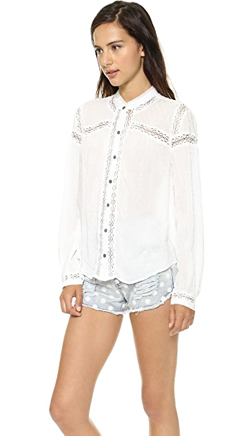 Free People Everyday Every Girl Top