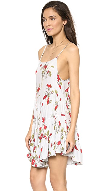 Free People Circle of Flowers Dress