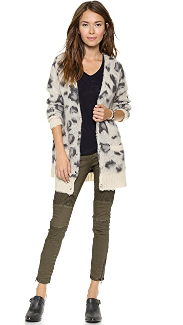 Free People Out Of Africa Cardigan
