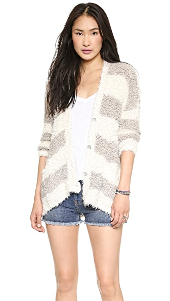 Free People Marshmellow Cardigan