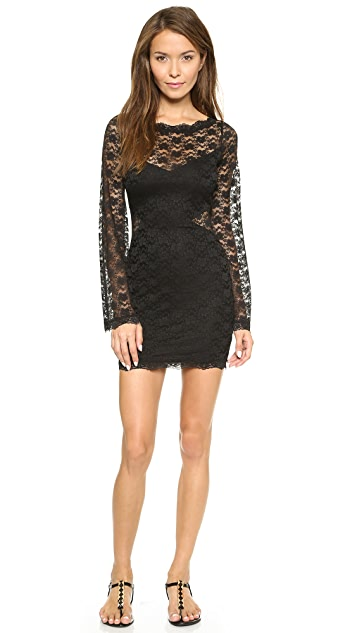 Free People Lovely in Lace Dress