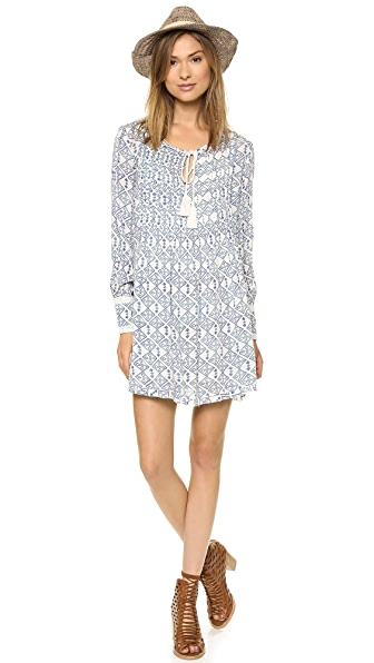 Free People Printed Marlow Dress