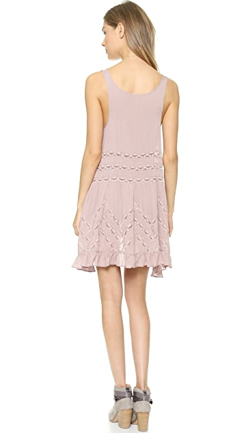 Free People Trapeze Slip Dress