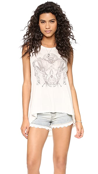 Free People Rock & Roll Tank
