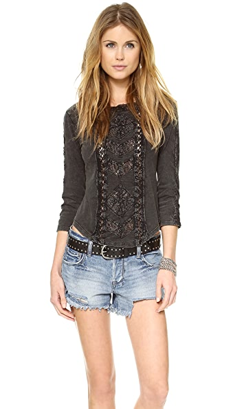 Free People Truly Madly Top