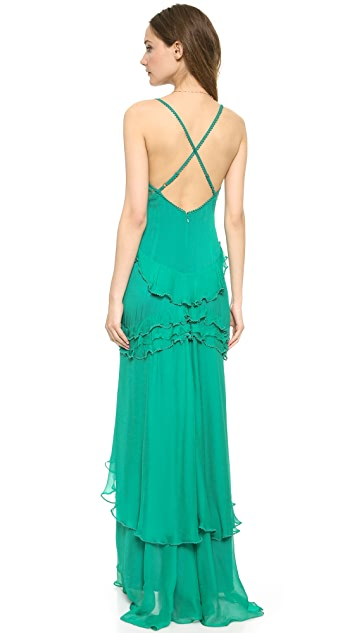 Free People China Doll Maxi Dress