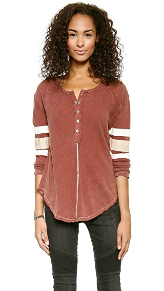 Free People Game Time Henley