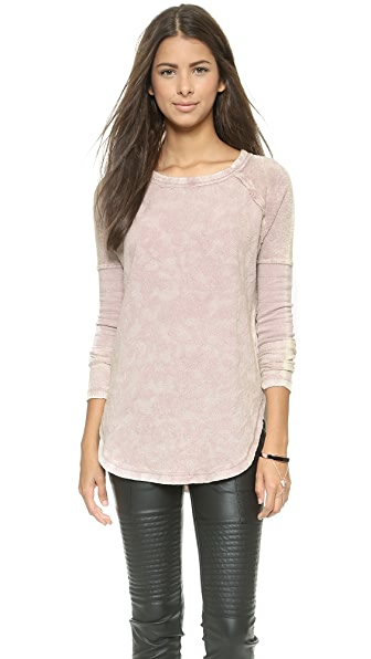 Free People Bed of Roses Pullover