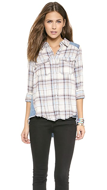 Free People Road Trip Getaway Top