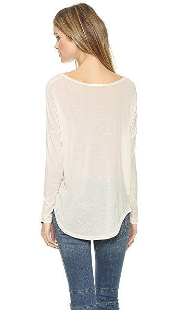 Free People Buckley Pullover
