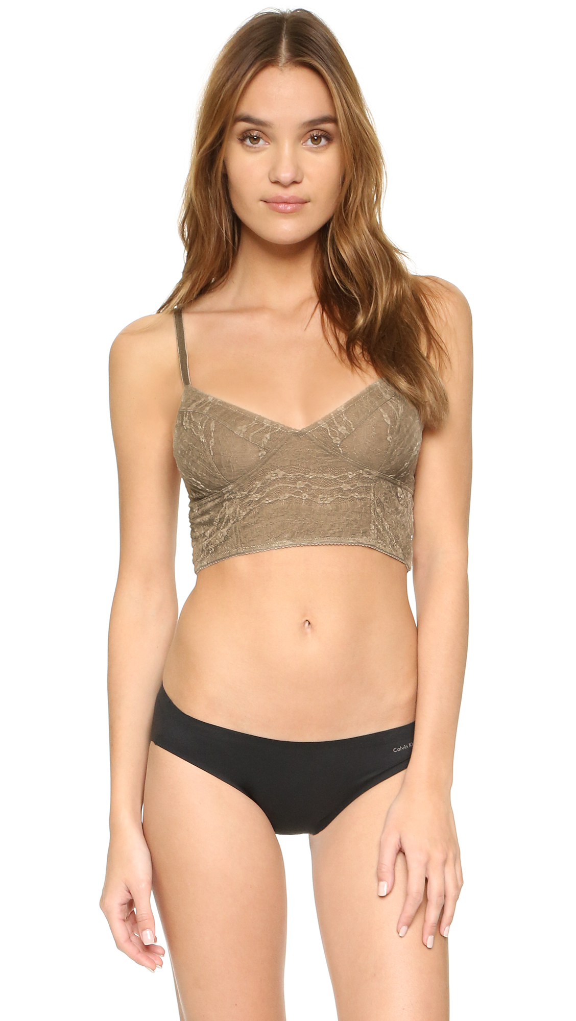 aaa79083c59 Free People Stretch Lace Crop Bra