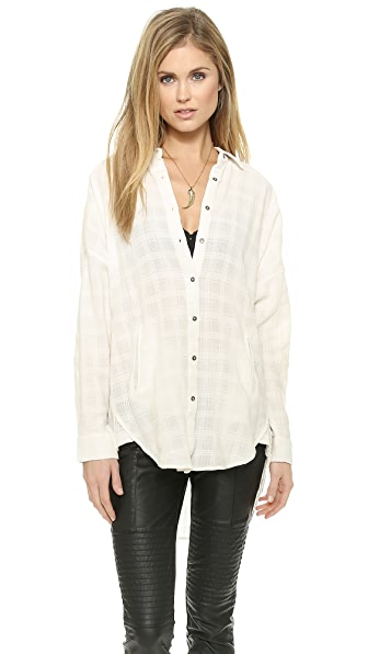 Free People Indian Summer Top