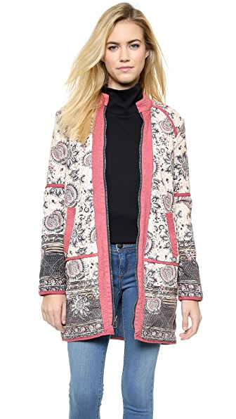 Free People Vintage Chambray Jacket