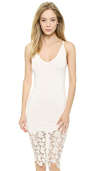 Free People True Slinky Bodycon Slip