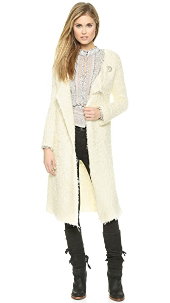 Free People Jagge Maxi Coat