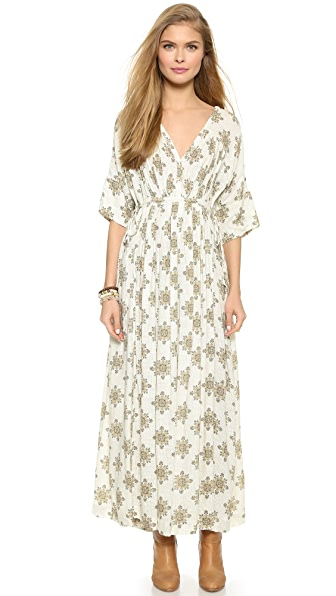 Free People Printed Oasis Maxi Dress | SHOPBOP