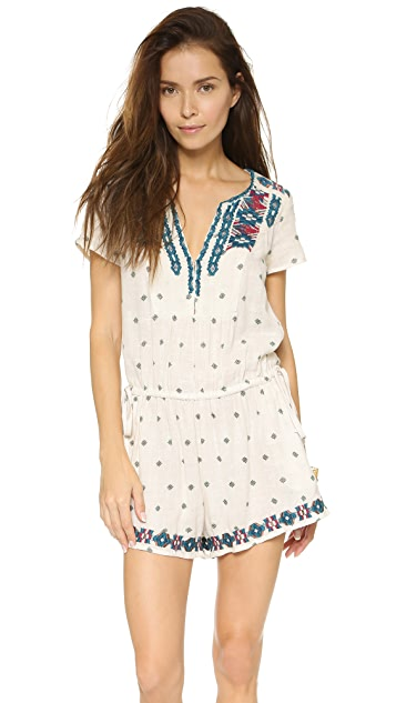 Free People Song for You Romper