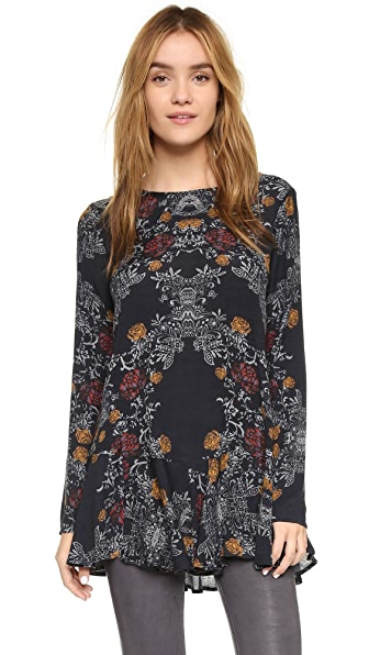 Free People Smooth Talker Mini Dress