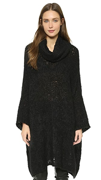 Free People Extreme Cowl Sweater