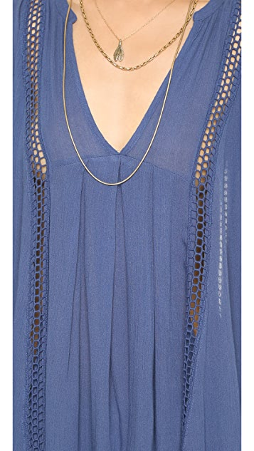 Free People Just the Two of Us Tunic