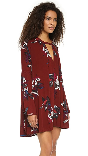 Free People Tree Swing Top