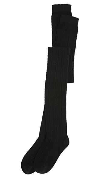 Free People Hammock Thigh High Socks
