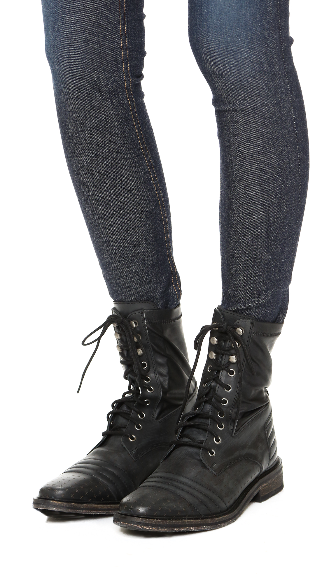 c3f6c2afdb5d8 Free People Sounder Lace Up Booties