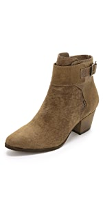 Belleville Ankle Boots                Free People