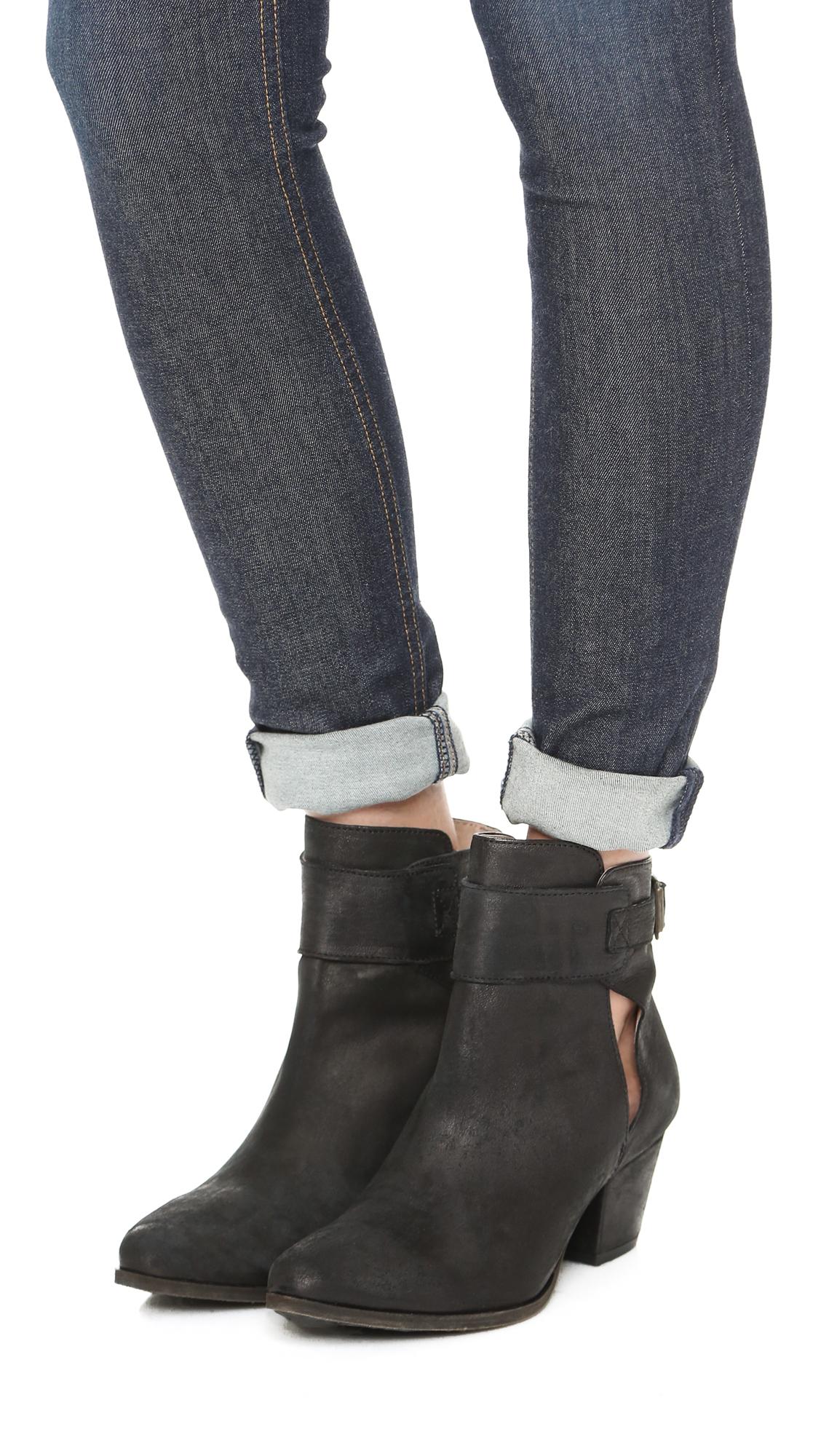 9fbec654952fb Free People Belleville Ankle Boots | SHOPBOP